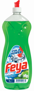 Detergent De Vase Feya Cold Power Apple 1L