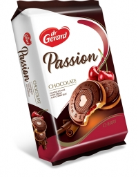 Biscuiti Passion Cherry Dr Gerard 150 G