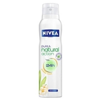 Deodorant Nivea Pure Natural 150ml
